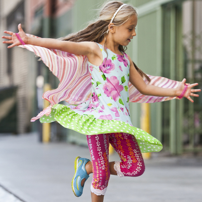 Girls Dresses 4T by TwirlyGirl®
