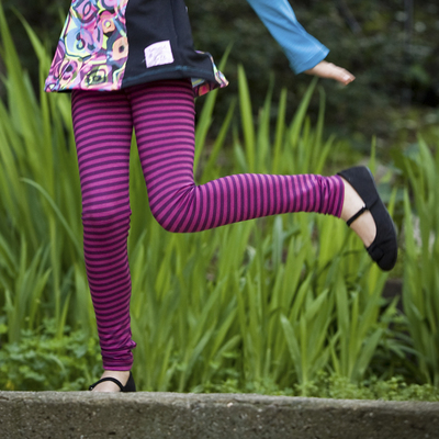 Girls Leggings by TwirlyGirl®