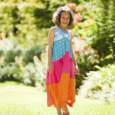 Girls Maxi Dress By TwirlyGirl®