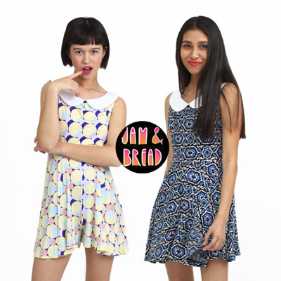 Retro Romper for Juniors and Teens