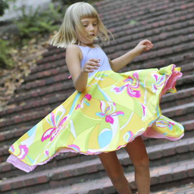 Original Reversible Twirly Dresses by TwirlyGirl®