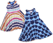 Reversible Twirl Dress For Girls