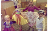 Twirly Granddaughters Dresses