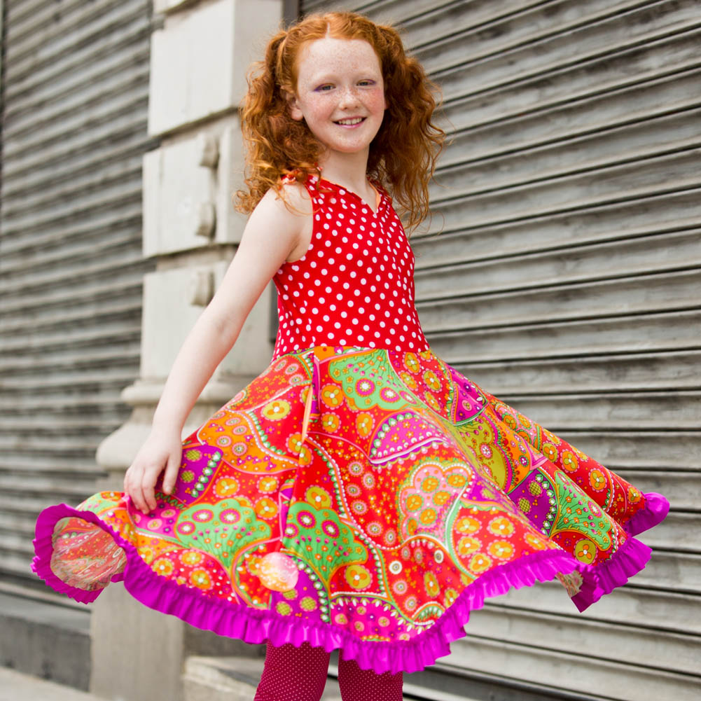 Size 14 Girls Twirly Dresses and Clothes